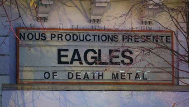 Parigi: Eagles of Death Metal con U2