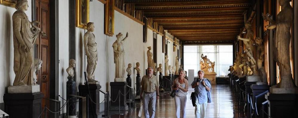 Musei italiani, un 2015 da record Superati i 40 milioni di visitatori