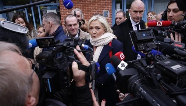 Francia: 98% scrutinio, Fn sfiora il 28%