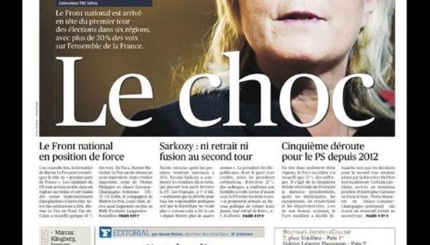 Francia: appello, si voti contro Fn