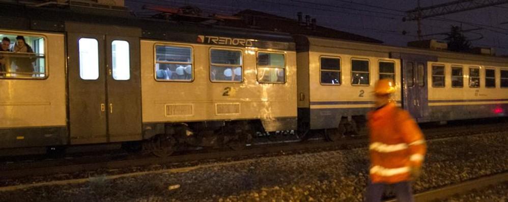 Furto di cavi di rame sulla Milano-Brescia Mattinata «rallentata» per i treni