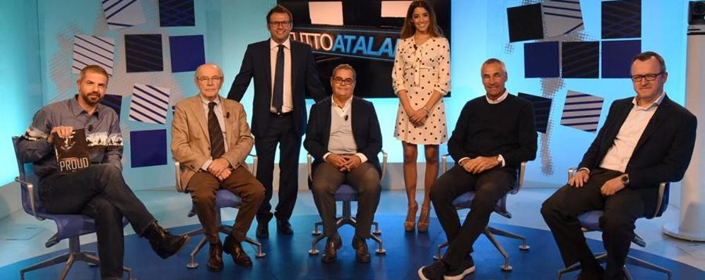 Lunedì sera c'è «TuttoAtalanta» Sotto i riflettori la vittoria col Palermo