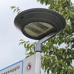 Nuove luci in 10 zone della città La mappa interattiva sul web - Guarda