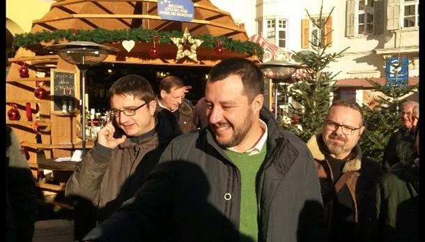 Salvini, felice per Marine, solo inizio