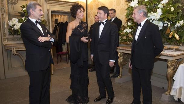 Scala: Renzi, orgogliosi di essere qui