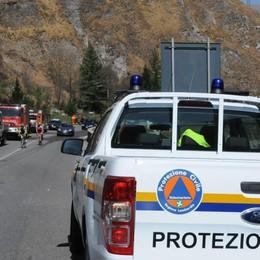 Clusone, nuova casa per la Protezione civile