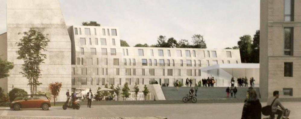 Montelungo, ecco tutti i progetti Quale ti piace di più? - Foto e sondaggio