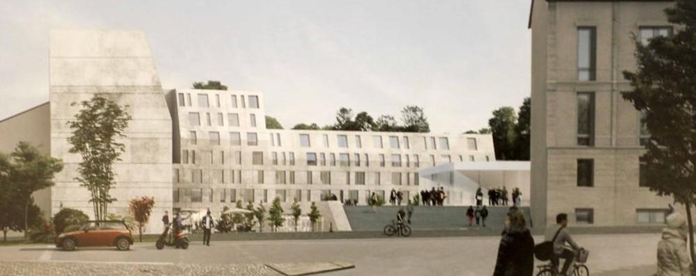 Montelungo, il progetto bergamasco: «Secondi: amareggiati ma bel lavoro»