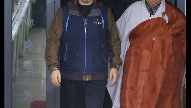 Corea sud:arrestato leader sindacale