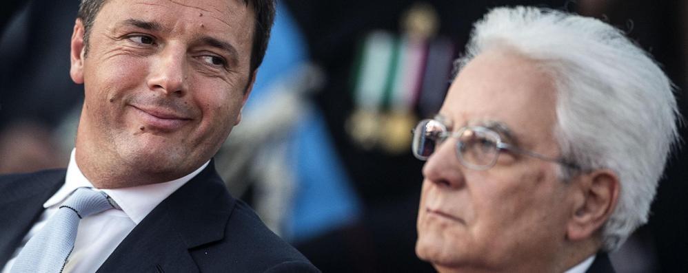 Capolavoro di Renzi È tornata la politica
