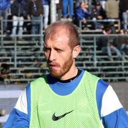 Il difensore dell'Atalanta Andrea Masiello è ritornato in panchina dopo la lunga squalifica per il calcioscommesse