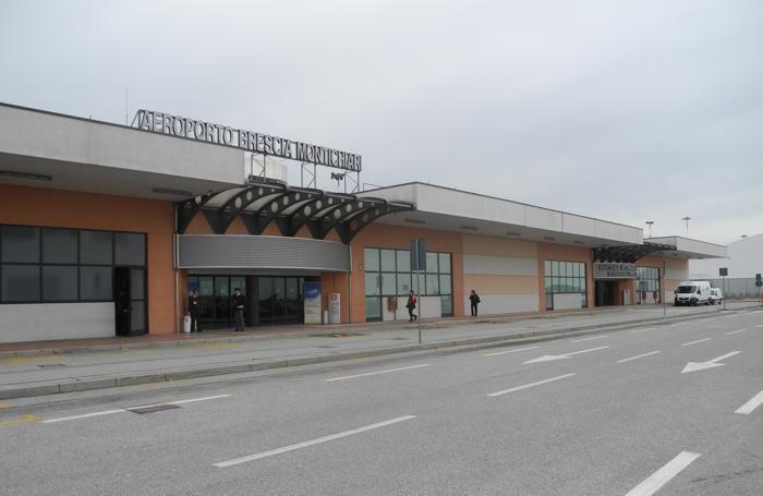 L'aeroporto di Montichiari