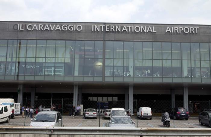 L'aeroporto di Orio