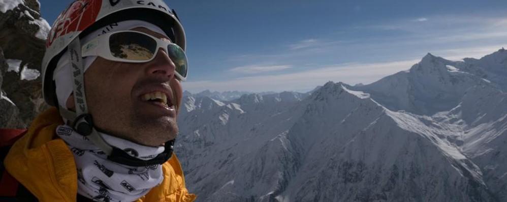 Moro, ancora in Himalaya in inverno Obiettivo Manaslu con una 29enne