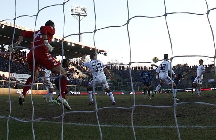 La spettacolare rete contro il Cagliari