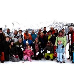 Da tutto il mondo per sciare a Valtorta I pullman da Milano sono raddoppiati