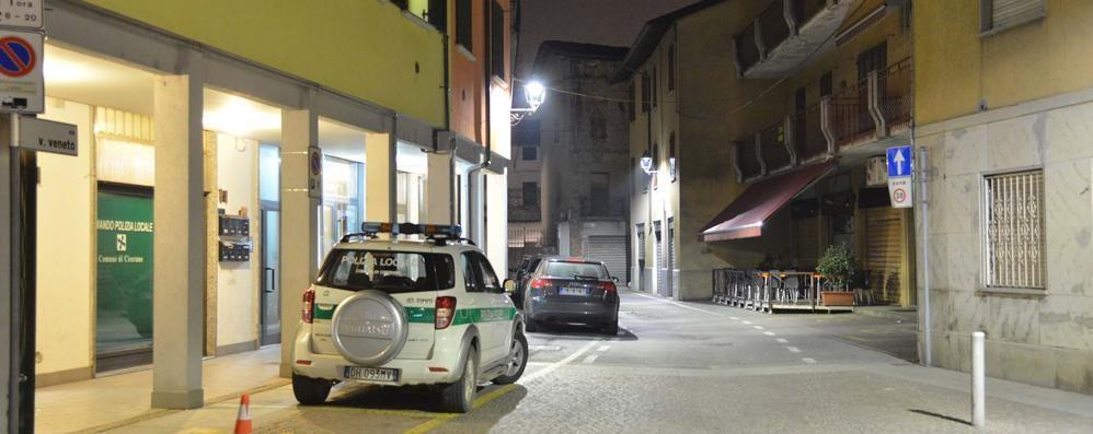 Ladri in fuga speronano i vigilantes Spari in aria: e il colpo va in fumo
