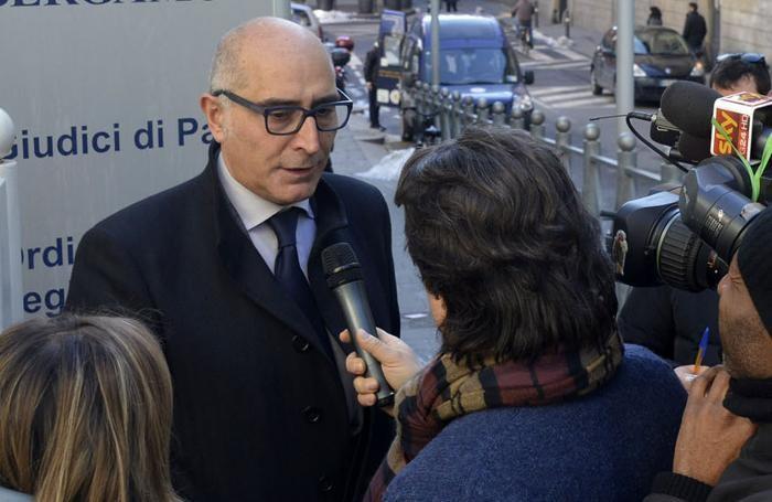 L'avvocato del muratore di Mapello, Claudio Salvagni