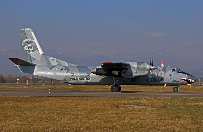 L'Antonov An-26
