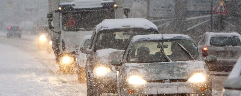 Maltempo, arriva il ciclone Hooligan La Regione: rischio criticità per la neve