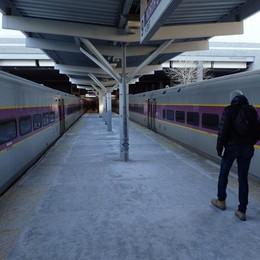No ticket,no train