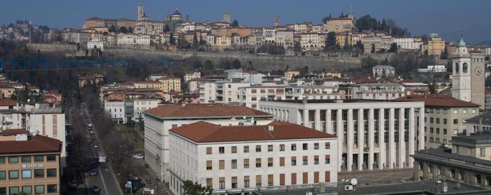 Quanto è bella Bergamo dall'alto? Il panorama dalla Torre dei Caduti