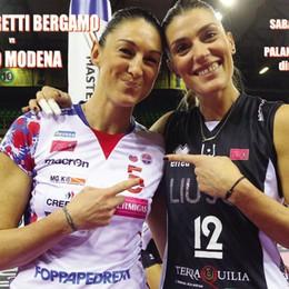 Sabato sera c'è la Foppa in tv Al PalaNorda Francesca Piccinini
