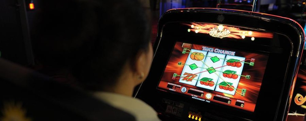 Continua la battaglia anti slot Piano per eliminarne 80/100 mila