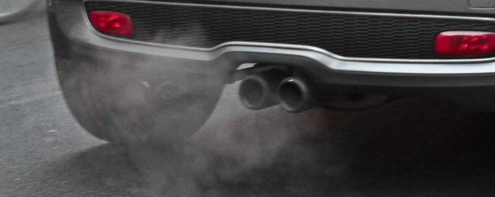 Smog, ecco le città peggiori d'Italia Bergamo 19a: via Garibaldi maglia nera