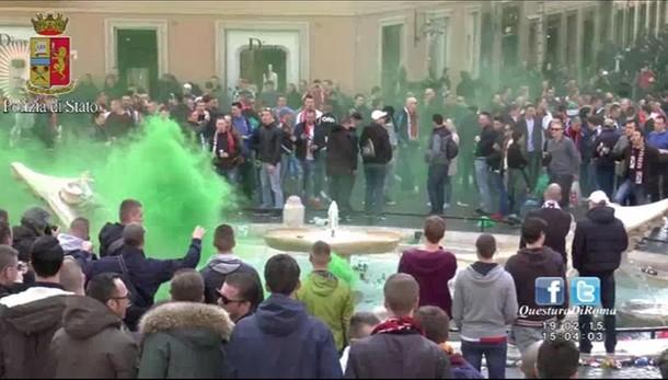 Tifosi Feyenoord: altri 3 fermati