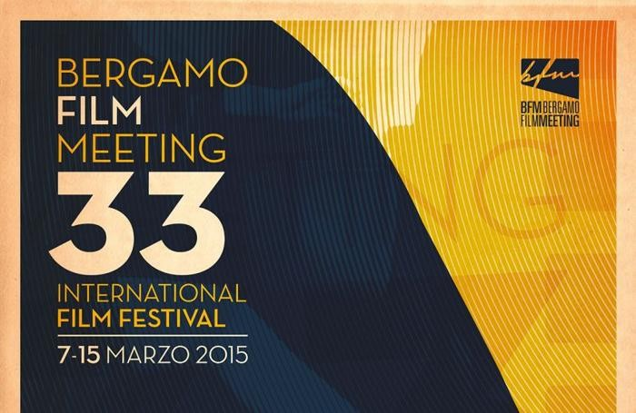 La locandina del Bergamo Film Meeting