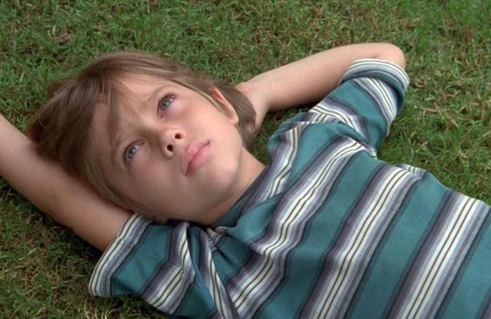 Una foto di scena del film Boyhood di Richard Linklater