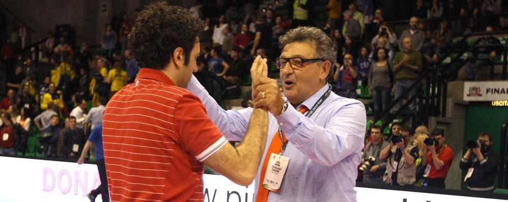 Foppa, Bonetti:  «Dateci una mano Ma, sia chiaro, noi non scappiamo»