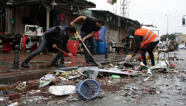 Iraq: ondata attentati Baghdad, 23 morti