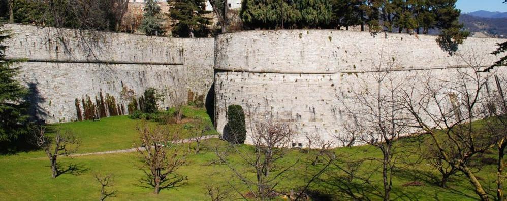 Mura,unica candidatura italiana  Nel 2016 può diventare sito dell'Unesco
