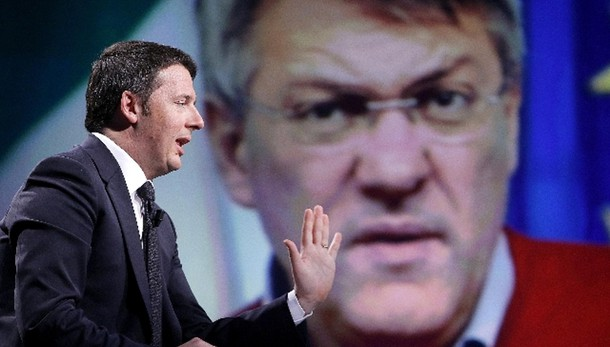 Renzi a Landini,fiducia la danno Camere