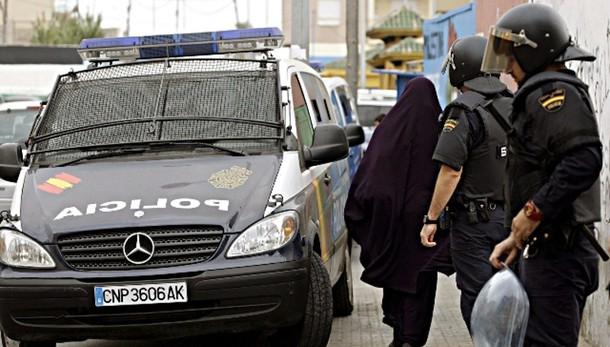 Smantellata rete Isis in Spagna, 4 fermi