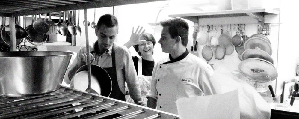 Tour fra i sapori bergamaschi Via allo Slow Cooking 2015
