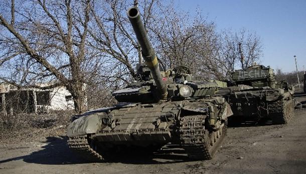Ucraina: ok a ritiro artiglierie ribelli