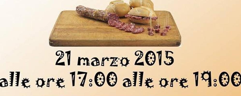 Primavera a... pane e salame Aperitivo con «Sei di Bergamo se»