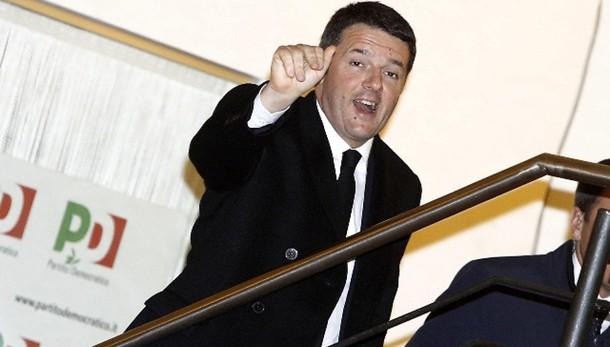 Renzi a parlamentari Pd, no a correnti