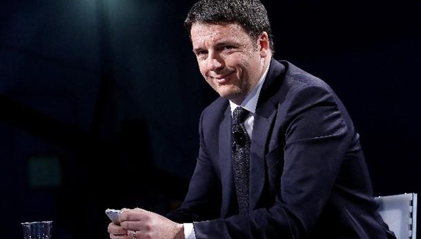 Renzi, pene più severe per i corrotti