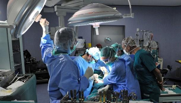 Trapianto bacino per malato oncologico