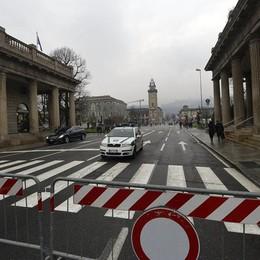 Bergamo,  il centro chiude alle auto Domenica torna lo stop: ecco la mappa