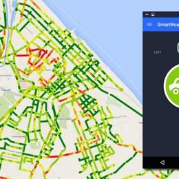 Come sono messe le nostre strade? Ce lo dirà un'app per smartphone