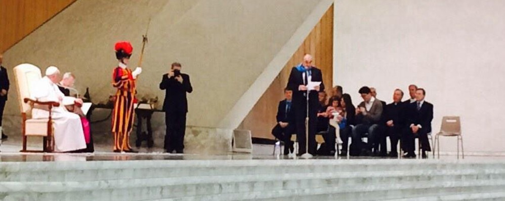 Novanta cooperatori dal Santo Padre  «Il Papa illumina il nostro cammino»