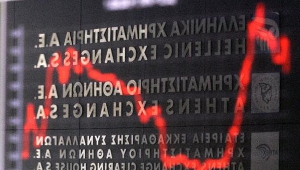 Borsa: Atene vola, +11% finale