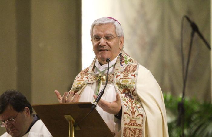 Il vescovo, Francesco Beschi