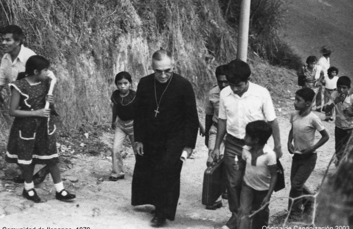 Mons. Oscar Arnolfo Romero Galdámez