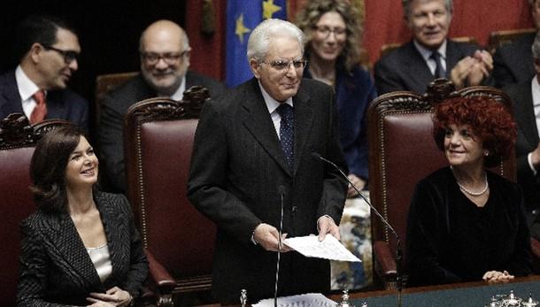 Mattarella: Renzi, discorso bellissimo